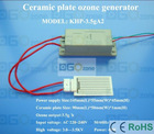 3.5 g/h Ceramic Plate Ozonizer for Air Purification
