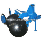 1LYX disc plough -disc plow, 3 blade tractor disc harrow