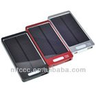 Portable Solar Charger,High Capacity Backup Battery,keep you away from trouble without electricity