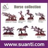 Wood horse Sculpture collection