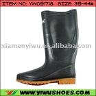 Fancy PVC Men Rain Boots