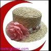 Flower Sunny beach hat/Flower straw hat/sunny hat