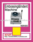 Credit card embossing machine PayPal