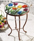 tulip planter stand,garden decoration,