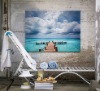 Giclee on Canvas for outdoor