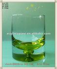 Good quality glassware colorful hand-blown votive glass/Votive Holder