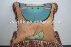 100% cartoon Decorative cushion