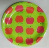 paper plate,paper disk, Friendly Round Paper Plate