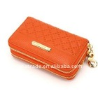 2012 Hot Sale Fashion Real Leather Woman Wallet