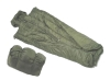 lawn green sleeping bag