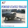 POWDER COATED CAR TRAILER(LT-105)