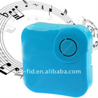Mini Portable USB Vibration Speaker - Blue