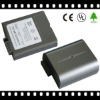 Li ion Camera Battery Pack for Canon BP406/412/407