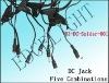 DC Jack -spider