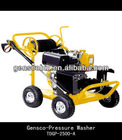 170 bar Diesel high pressure washer