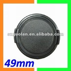 49mm Universal Clip On Front Lens Cap For DSLR Camera