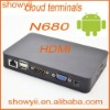 thin pc/thin client 54M wifi, 3*USB 2.0, N680 network computer WINCE standalone use without host, Wide screen support, 1280*1024