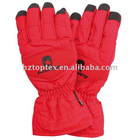 GALILA Ski gloves 100% nylon