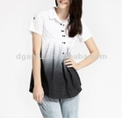 Top quality fashion blouse ladies