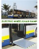 Electric Wheelchair Ramp for low-floor buses