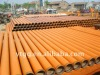 DN125mm * 3mm Concrete Pump Pipe for building