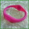 Silicon Hand Bands with customized logo as business promotional gift, very Cheap Price