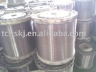 SS410,430 stainless steel wire,galvanized wire