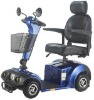 Green power mobility scooter JH02-D4(ZH) with CE,TUV,EN12184 for elderly and disabled use