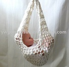 Fashion Cotton Crochet Baby Sling and Handmade Baby Carrier(4072)