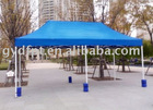 3*6m foldable tent with sandbags on the legs