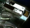 crystal gift usb flash stick