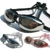 Quick Strap Adjustment System Swimming Goggles