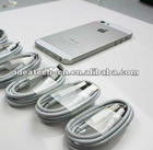For iPhone5 cable,Sync&charging cable for iPhone5