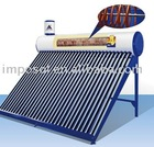 integrated Copper Coil Solar hot Water Heater