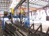 Cantilever type welding machine-H beam steel structure equipment
