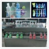 Automatic plastic pouch filling and sealing paking machine for drinking water