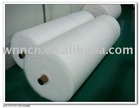 nonwowen material for disposable pad