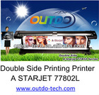 Double side printing machine A starjet 77802
