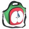 lovely special designed neoprene picnic tote bags for children