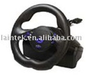 For PS2 racing wheel with pedal
