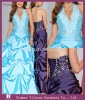 PD0122 - 2010 New Style Halter Taffeta Ball Gown Prom dresses Prom Gowns
