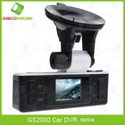 1080P Car Dvr Black Box Russian GS2000 HD Car DVR Without GPS