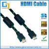 HDMI Cable Nylon Braid, HDMI Cable Ferrite Core, Good Quality HDMI Cable, Support 3D 1080P