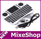 Rii i8 2.4G Mini Wireless Keyboard Touchpad for PC Pad Google Andriod TV Box Xbox360 PS3 HTPC/IPTV (wireless)
