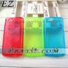 Free DHL 100xpcs Colorfull New Clear TPU Case Cover Skin for Sony Ericsson X12 IP-729