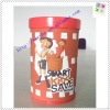 promotional 3D soft PVC mugs