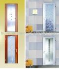 INTERIOR WOOD DOOR(PVC-HDF DOOR,SOLID WOOD DOOR )