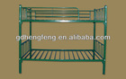 2 level durable bunk bed