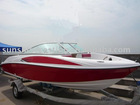 TCS-580 Fiberglass Speed boat