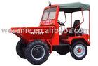 FCY10T Hydraulic Mini Dumper